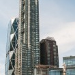 New York City, wonderful Manhattan skyscrapers — Stock Photo