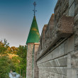 Wonderful medieval architecture of Quebec City, Canada — Stock Photo