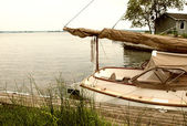 Thousand Islands view in summer, Canada — Stock Photo