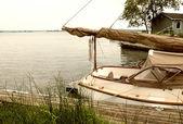 Vue des mille-îles en été, canada. — Photo