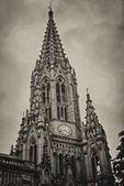 La catedral del buen pastor en un día soleado — Foto de Stock