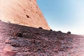 Wonderful landscape of Northern Territory — Stock Photo