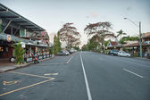 PORT DOUGLAS, AUSTRALIA - Jul 22, 2010: City streets on July 22 — Stock Photo