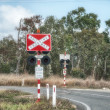 Stock Photo: Driving on Queensland Roads - Australia