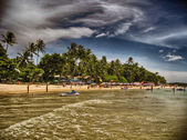Thailand, Asia. Beautiful Island scenario — Stock Photo