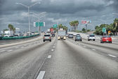 Beautiful interstate of Florida — Stock Photo