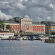 Stock Photo: Typical buildings of Copenhagen - Denmark