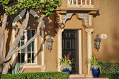 WEST PALM BEACH, FLORIDA - JAN 2: City colors and architecture, — Stock Photo