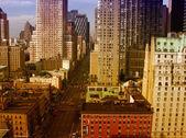 Streets of Midtown - Manhattan, New York City — Stock Photo