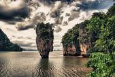 Ko Tapu, Thailand — Stock Photo