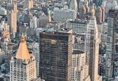 Fantastisk utsikt över new yorks skyline — Stockfoto