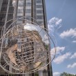 NEW YORK - MAY 7: Columbus circle — Stock Photo