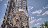 NEW YORK - MAY 7: Columbus circle — Foto de Stock