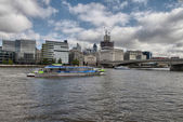 Herrliche aussicht auf die skyline von london — Stockfoto