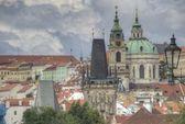 捷克共和国布拉格-布拉格-详细信息 — 图库照片