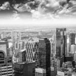 New York City Manhattan panorama aerial view — Stock Photo #32712793