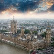 London, UK. Houses of Parliament and Big Ben — Stock Photo #32875749