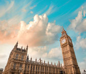 Palace of Westminster — Foto Stock