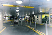 NEW YORK CITY - MAY 21: 24 Hours underground parking on May 21, — Stock Photo