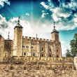Tower of London - Autumn sunset colors — ストック写真