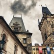 Medieval Architecture of Czech Republic during Summer Season — ストック写真