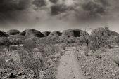 Vackra färger och landskap av australian outback — Stockfoto