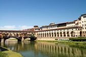 Florence Landmarks - Tuscany — Stock Photo