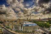 Berlin and its landmarks — Stock Photo