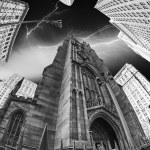 Trinity Church in New York City — Stock Photo #35533239