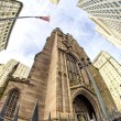 Stock Photo: Trinity Church in New York City