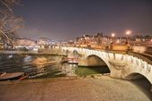 Beautiful view of Paris in the night — Stock Photo