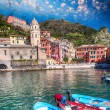 Cinque Terre, Italy. — Stock Photo