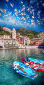 Cinque Terre, Italy. — Stock Photo