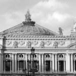 Architecture of Paris, France — Stock Photo