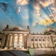 Berlin, The Reichstag. — Foto de Stock