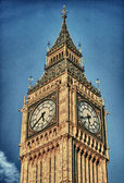 The Big Ben in London, UK. — Stock Photo