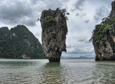 Phang Nga Bay, James Bond Island, Thailand — Stock Photo