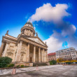 Gendarmenmarkt square in winter, Berlin — Stock Photo