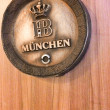 Symbol of Hofbrauhaus — Stock Photo