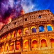 Stock Photo: Colosseum, Rome, Italy