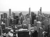 Chicago Buildings and Skyscrapers — Stock Photo