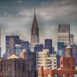 View of Manhattan — Stock Photo