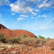 Stock Photo: Australia. Wonderful colors of Outback in August
