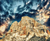 Majesty of Dolomites — Stock Photo