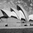 Opera house in Sydney — Stock Photo