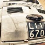 Постер, плакат: Old 500 Fiat car