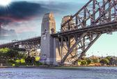 Pont du port de sydney — Photo