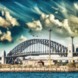 Foto Stock: Sydney Harbour Bridge