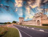 Avignon, francia. — Foto de Stock