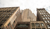 Manhattan, New York. City skyscrapers and skyline — Stock Photo